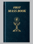 "Children's Missal: ""First Mass Book""  Hardback Black"