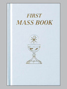 "Children's Missal: ""First Mass Book""  Hardback White"