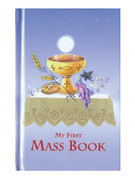 Children's Mass Book, Hardcover Blue
