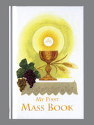 Children's Mass Book Hardcover White