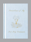 Children's Mass Book: Hardback 1st Communion White (0882711010)