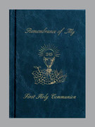 Children's Mass Book: Hardback 1st Communion Black (0882711003)