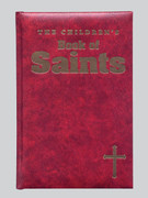 Children's Book of Saints Red