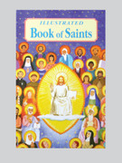 Children's Book, Illustrated  Book of Saints (0899427332)