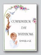 Invitation Pad - Confirmation Boy (25)