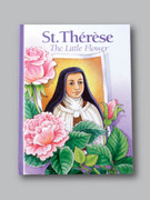 Childrens Book: St Therese Little Flower