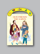 Children's Book: St Joseph Board - Our Friends Saints