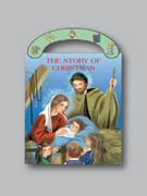 Children's Book St Joseph Board: Story of Christmas