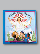 Children's: Puzzle Book: Prayer Treasury