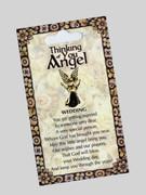 Thinking of You Angel Pin: Wedding