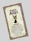 Thinking of You Angel Pin: Graduation