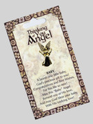 Thinking of You Angel Pin: Baby