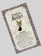 Thinking of You Angel Pin: Grandma