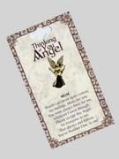 Thinking of You Angel Pin: Mum