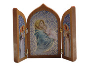 Small Tri-fold Plaque: Ferruzzi (PL11240)