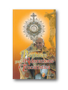 Italian Book: Adoratione Eucaristica