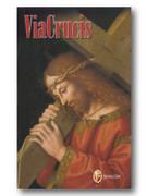 Italian Book: Via Crucis