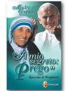 """Italian Book Madre Teresa: """"Il mio segreto: Prego"""""""