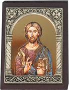 Desk Plaque: Christ the Teacher (PL273CT)
