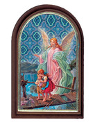 Plastic Standing Plaque: Guardian Angel (PL122910)