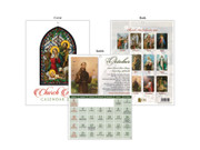 2021 Church Art Calendar (GE9672)