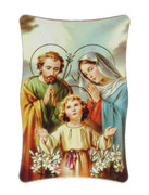1269 Series Plastic Plaque: Holy Family (PL126904)