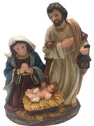Holy Family Statue 13cm (NST10091)