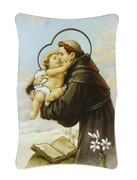 1269 Series Plastic Plaque: St Anthony (PL126911)