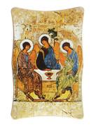 1269 Series Plastic Plaque: Trinity Icon (PL1269T)