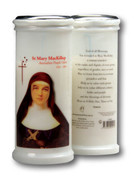 Devotional Candle: St Mary MacKillop (CA86S47)