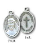 Silver Oxide Medal: St Mary MacKillop (ME02247)
