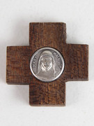 Wooden Cross: Mary MacKillop (CRT8014)