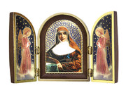Tri-Fold Plaque: Mary MacKillop (PL113247)