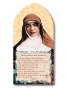 Wall Plaque with Prayer: Mary MacKillop (PL126847)