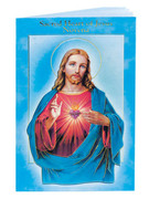 Novena Prayer Book: Sacred Heart Jesus