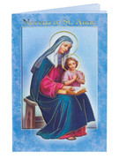 Novena Prayer Book: St Anne