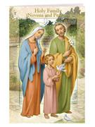 Novena Prayer Book: Holy Family