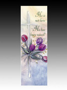 Easter Bookmark, Mark 6:6