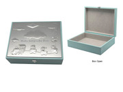 Baby Gift, Keepsake Box BLUE (PLB2552)
