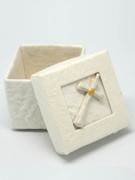 Jewellery/Rosary Box: Cross (BOXB115)