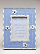 """Baby Gift: Boy Frame """"God's Gift..."""" (PLB1111)"""