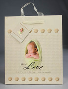 """Gift Bag Baby """"With Love"""""""