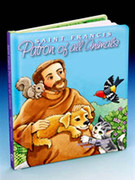 Childrens Book, St Francis patron of All Animals