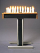 Electric Candle Votive Stand (CWCL33)