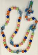 Plastic Kiddie Rosary (ROKID)