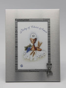 Communion Gift Silver Plated Photo Frame(PLC2620)