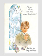 Confirmation Cards(each): Son
