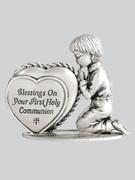 Communion Figurine: Boy (HMA117)