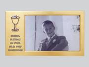 Communion Message Frame: Godson