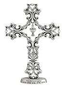 Filigree Standing Cross: Goddaughter Communion